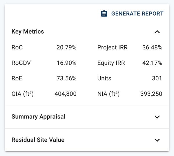 key-metrics-panel