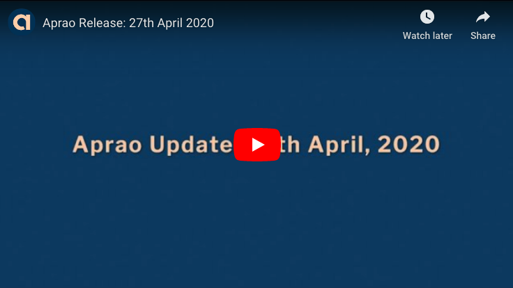 aprao-new-features